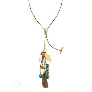 Vanessa Mooney Jewelry - Vanessa Mooney Pendant and Charms Necklace